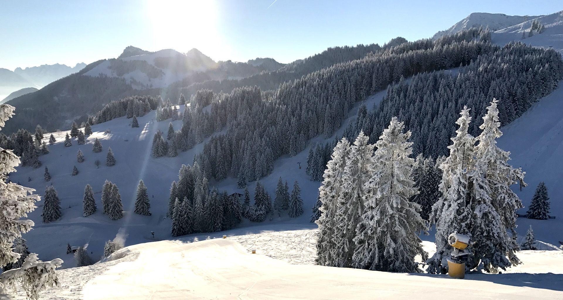 Skizentrum Sudelfeld