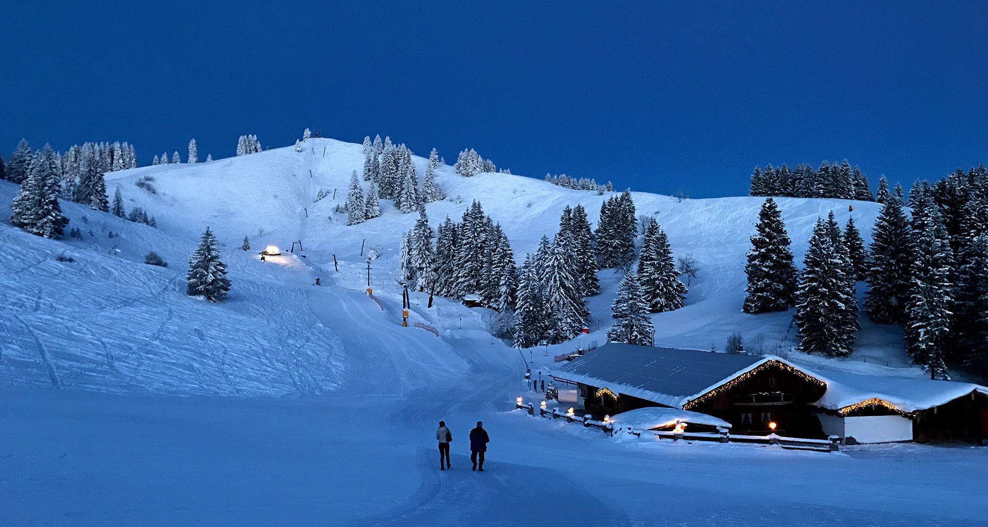 Herzlich Willkommen im neugeschaffenen Skizentrum Grafenherberg-Sudelfeld